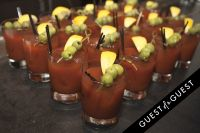 Socialite Michelle-Marie Heinemann hosts 6th annual Bellini and Bloody Mary Hat Party sponsored by Old Fashioned Mom Magazine #57