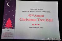 The Madison Square Boys & Girls Club 43rd Annual Christmas Tree Ball #306