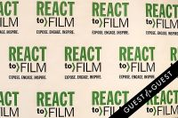 React to Film #1