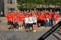 The 2015 American Heart Association Wall Street Run & Heart Walk #75