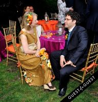 Frick Collection Flaming June 2015 Spring Garden Party #112