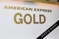 American Express Celebrates Its Iconic Gold Card #1