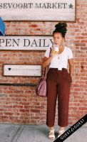 NYC Meatpacking District Street Style Summer 2015 #2