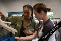 Joy Bryant Launches Basic Terrain at CURVE #65