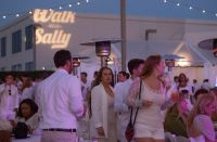White Light White Night hosted by Walk With Sally 2015 #18