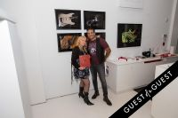 Lisa S. Johnson 108 Rock Star Guitars Artist Reception & Book Signing #83