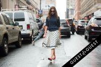 Fashion Week Street Style: Day 1 #6