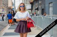 Fashion Week Street Style: Day 2 #1