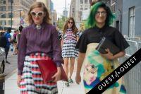 Fashion Week Street Style: Day 2 #10