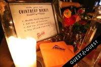 COINTREAU & GUEST OF A GUEST HOST AN END OF SUMMER SOIRÉE AT GEMMA  #82
