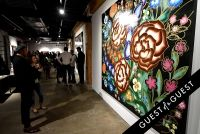 Joseph Gross Gallery Flores en Fuego Opening Reception #114