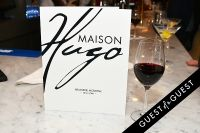 Florian & Michelle Hugo Invite to Opening Maison Hugo #134