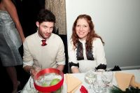 The Supper Club NY & Zink Magazine Host a Winter Wonderland Open House Party #11