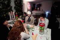 The Supper Club NY & Zink Magazine Host a Winter Wonderland Open House Party #12