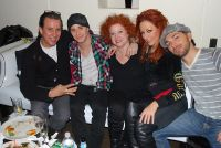 Party for Mary Murphy debut in Burn The Floor #72