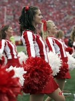Husker Football Game #49