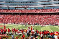 Husker Football Game #53