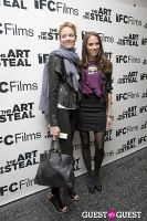 The Art of Steal Premiere at MoMA #103