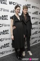 The Art of Steal Premiere at MoMA #112