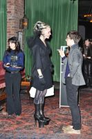 Mean to Me Premiere starring Agyness Deyn #88