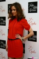 Saks Fifth Avenue Z Spoke by Zac Posen Launch #23