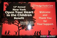 12th Annual New York Open Your Heart to the Children Benefit #207