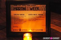 THRILLIST & TASTING TABLE Present MARTINI WEEK #159