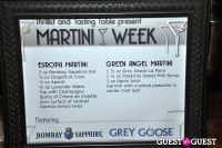 THRILLIST & TASTING TABLE Present MARTINI WEEK #187