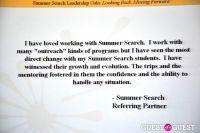 Summer Search New York City's 2010 Leadership Gala #39