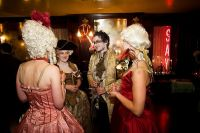 The Supper Club NY's Marie Antoinette Boudoir #19