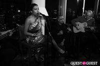 OK! & Music Unites present Melanie Fiona at the Cooper Square Hotel Penthouse #108
