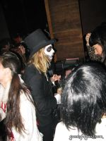 Halloween at Rose Bar #16