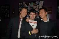 Genre Magazine Holiday Party #8