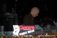 Genre Magazine Holiday Party #128