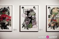 Acria Unframed Art Sale Vip Preview 2010 #34