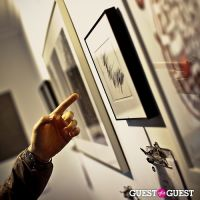 Acria Unframed Art Sale Vip Preview 2010 #51