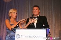 2010 Atlantic Council Awards Dinner with Bono & Bill Clinton #12
