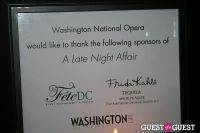 A Late Night Affair with the Washington National Opera #37