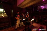 Robb Report at the Plaza Hotel Rose Club #39