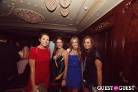 Robb Report at the Plaza Hotel Rose Club #58