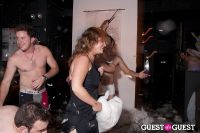 The 200 Person Pillow Fight in your Lingerie Party #22