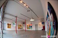 "Blaise & Co. Contemporary Art and Tripoli Gallery of Contemporary Art present ""Felix Bonilla Gerena: Loves of Bajuras"" #30"