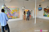 "Blaise & Co. Contemporary Art and Tripoli Gallery of Contemporary Art present ""Felix Bonilla Gerena: Loves of Bajuras"" #119"