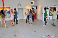 "Blaise & Co. Contemporary Art and Tripoli Gallery of Contemporary Art present ""Felix Bonilla Gerena: Loves of Bajuras"" #134"