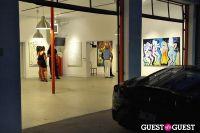 "Blaise & Co. Contemporary Art and Tripoli Gallery of Contemporary Art present ""Felix Bonilla Gerena: Loves of Bajuras"" #447"
