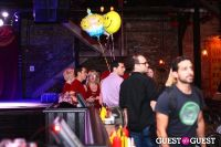 pop up party at the Brooklyn Bowl #6