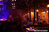 pop up party at the Brooklyn Bowl #14