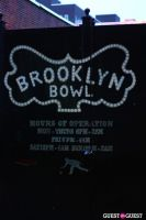 pop up party at the Brooklyn Bowl #53