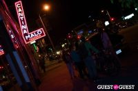 Taco Night Mondays at Malo #10