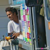 Armani cool down truck #19